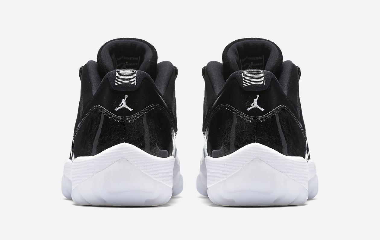Air Jordan 11 Retro Low Barons (528895-010)
