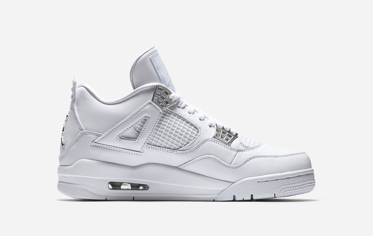 Air Jordan 4 Retro Pure Money (408452-100)